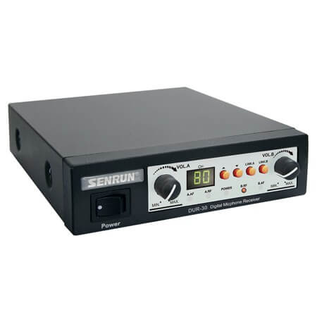 KTV 麥克風系統 接收器